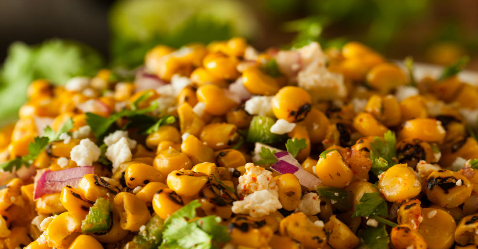 Mexican Corn Salad Recipe 6 | Just A Pinch Recipes