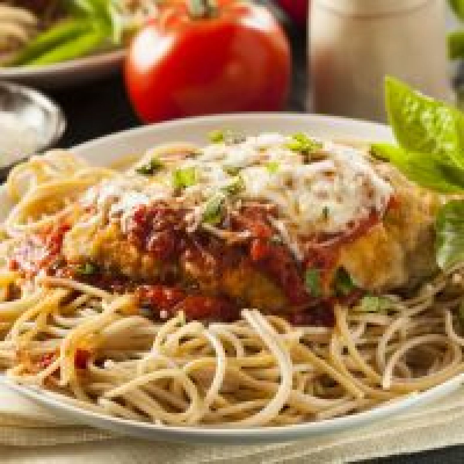 Classic Baked Chicken Parmesan Recipe
