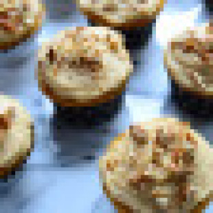 Chocolate Chunk Pumpkin Cupcakes with Salted Caramel Pecan Frosting