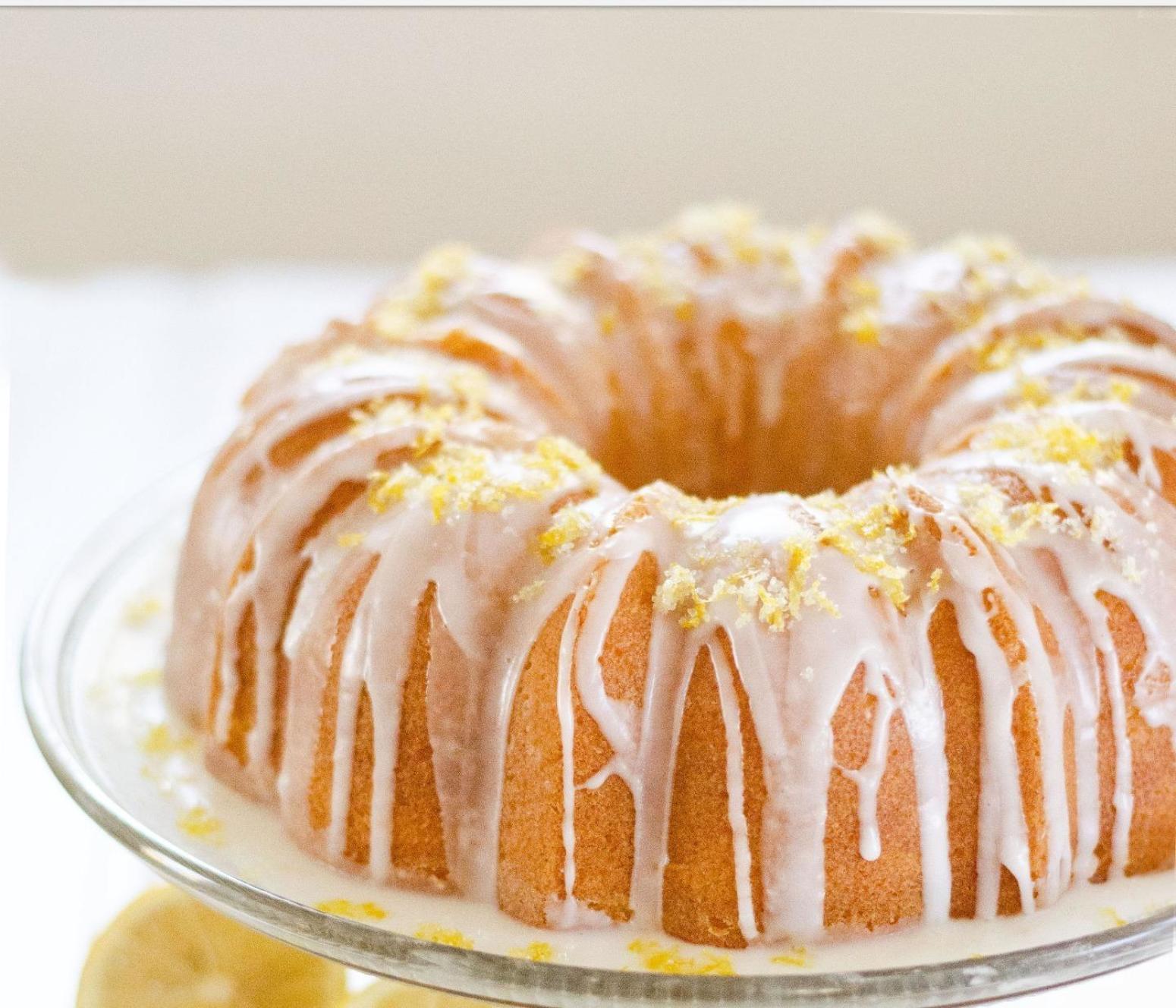 Super Moist Pound Cake Recipe