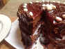 CHOCOLATE RASPBERRY LAYER CAKE Recipe