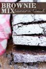 Brownie Mix Banana Bread Recipe