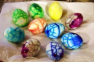Stained Glass Easter Eggs Recipe