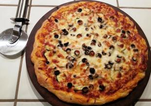 Homemade Everyday Pizza Recipe