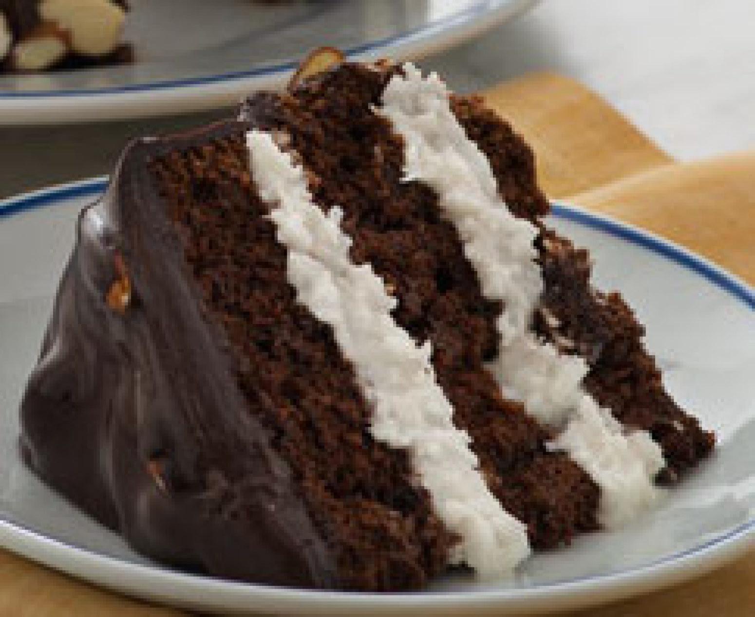Easy Recipe For Almond Joy Cake