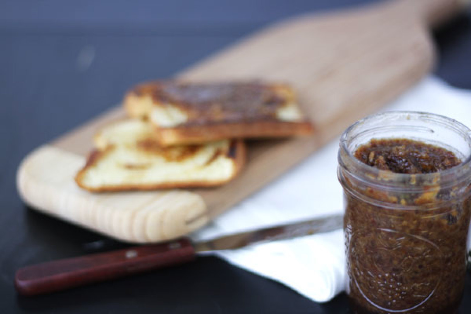 Homemade Bacon Jam Recipe — Dishmaps