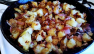 ~ Bermuda Onion & Garlic Fried Taters ~ Recipe