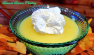 ~ Luscious Lemon Pudding ~ Recipe