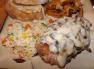 Mushroom Swiss Fried Chicken Breast Recipe