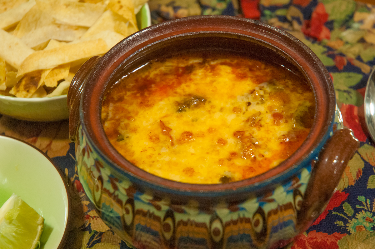 Cold weather comfort food autumn tortilla soup recipe for Cold weather meals recipes