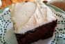 ~  Choc - Kahlua Cake W/ White Russian Frosting ~ Recipe