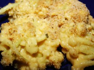 Glorious Baked Cheese Cauliflower Recipe