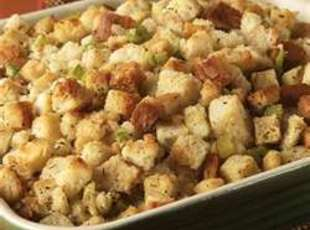 Mom's classic Stuffing by freda Recipe