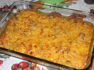 Tamale Pie Recipe