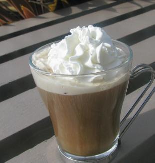 Cafe au Chocolate Caramel Recipe