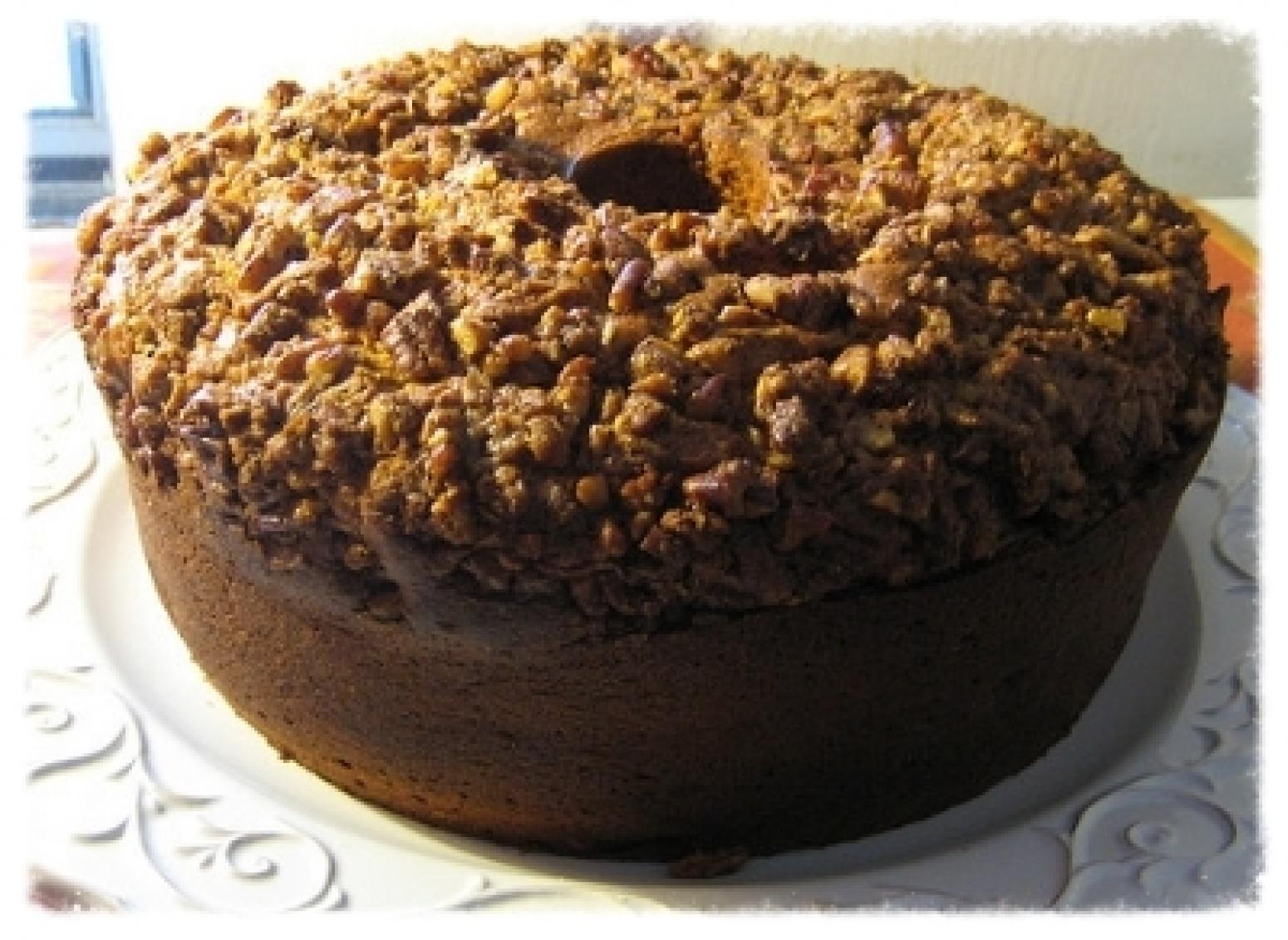 Sweet Potato Pound Cake (P) Recipe | Just A Pinch Recipes