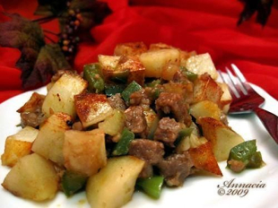 Veggie Sausage Supper Recipe