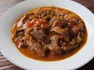 Goulash Soup (Gulaschsuppe)
