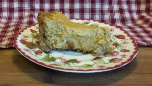 Susan's Pumpkin Cheesecake Recipe