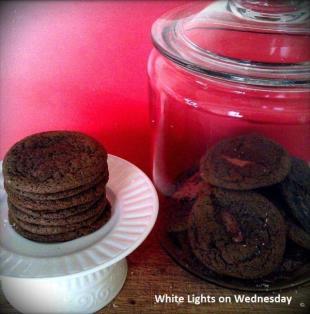 Chocolate-Hazelnut And Nougat Cookies Recipe