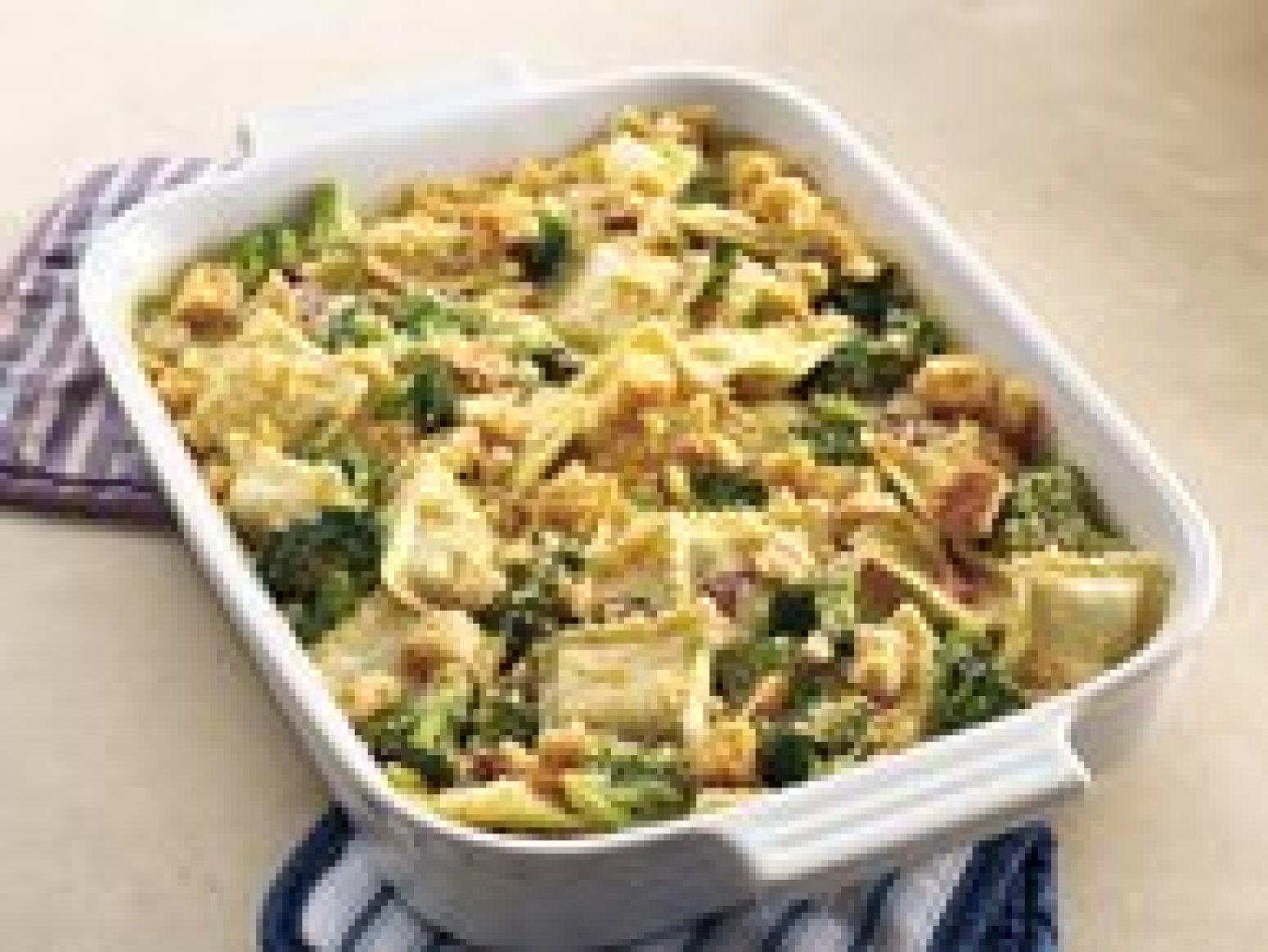 Primavera Ravioli Bake Recipe | Just A Pinch Recipes
