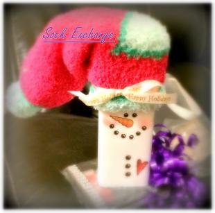 Christmas Socks Exchange