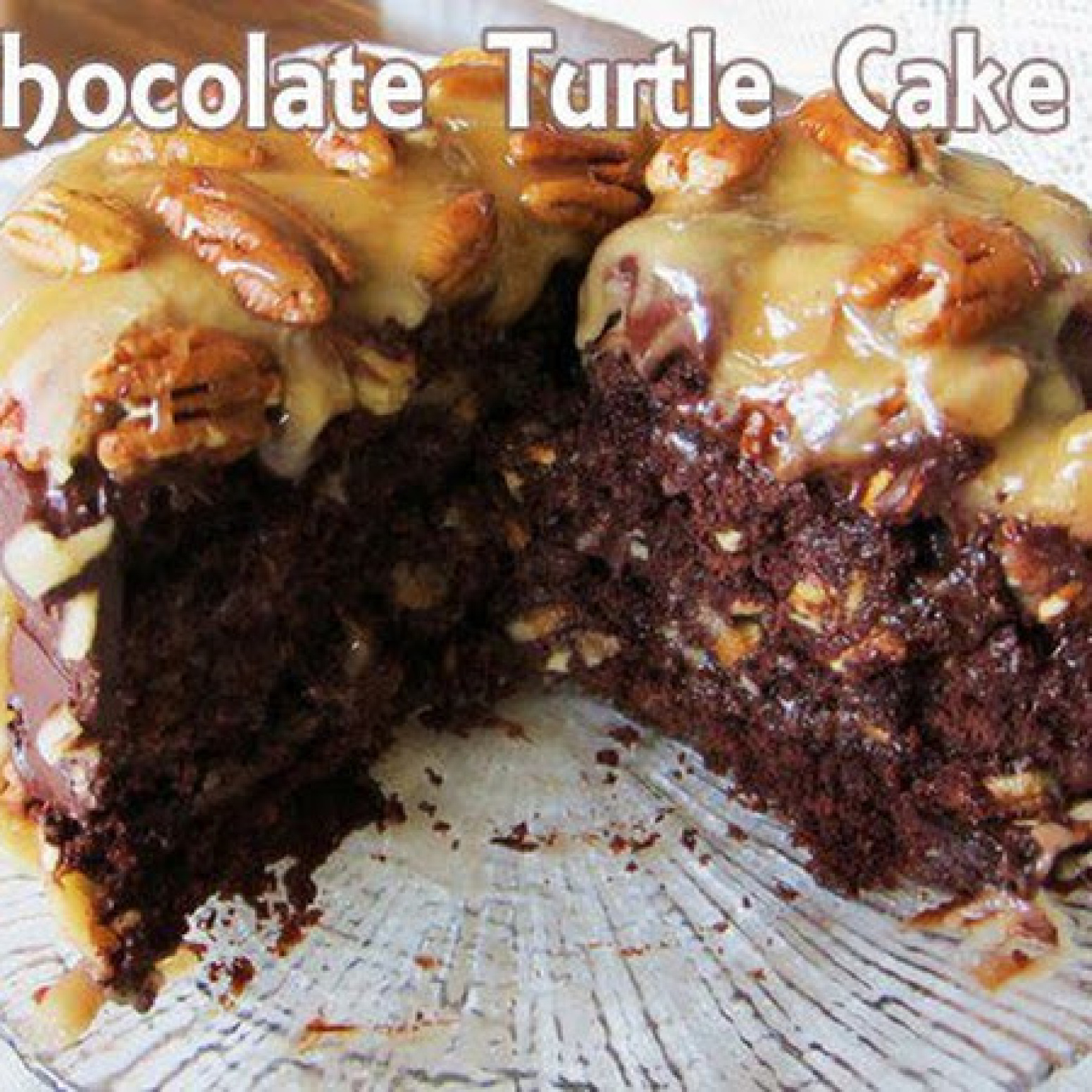 Chocolate Pecan Clusters Dunmore Candy Kitchen: Chocolate Turtle Cake Recipe 9