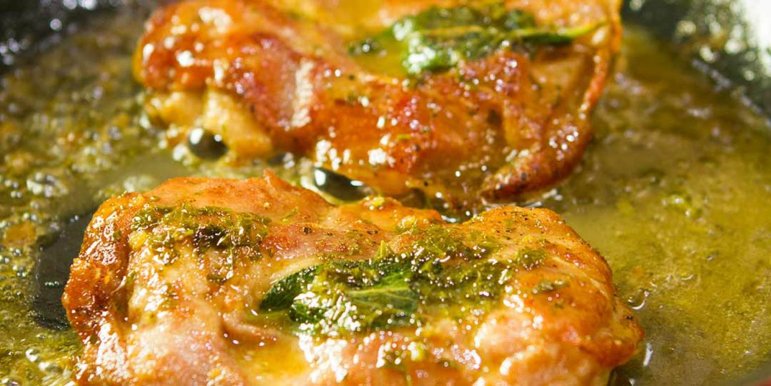 Chicken Saltimbocca Recipe 8 | Just A Pinch Recipes