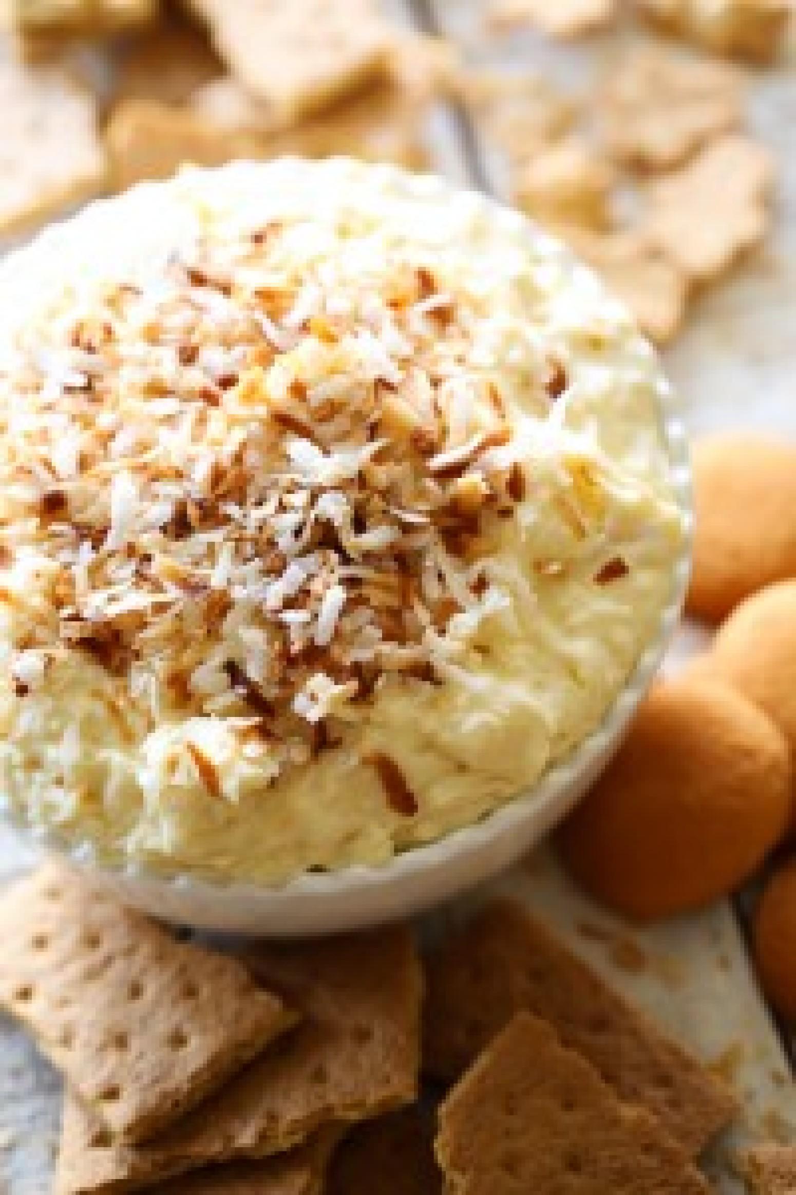 Coconut Cream Pie Dip Recipe 2 | Just A Pinch Recipes