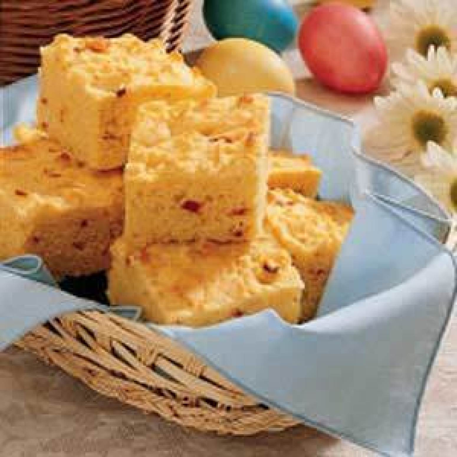 SOUR CREAM CORNBREAD Recipe | Just A Pinch Recipes