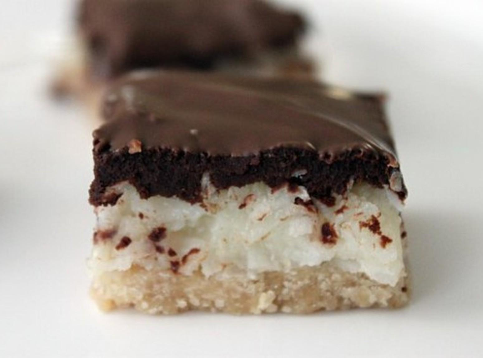 Almond Joy Bars (With or Without the Almonds) Recipe