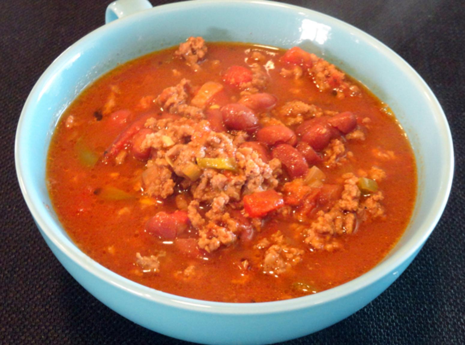 Roxanne's  Chili Recipe