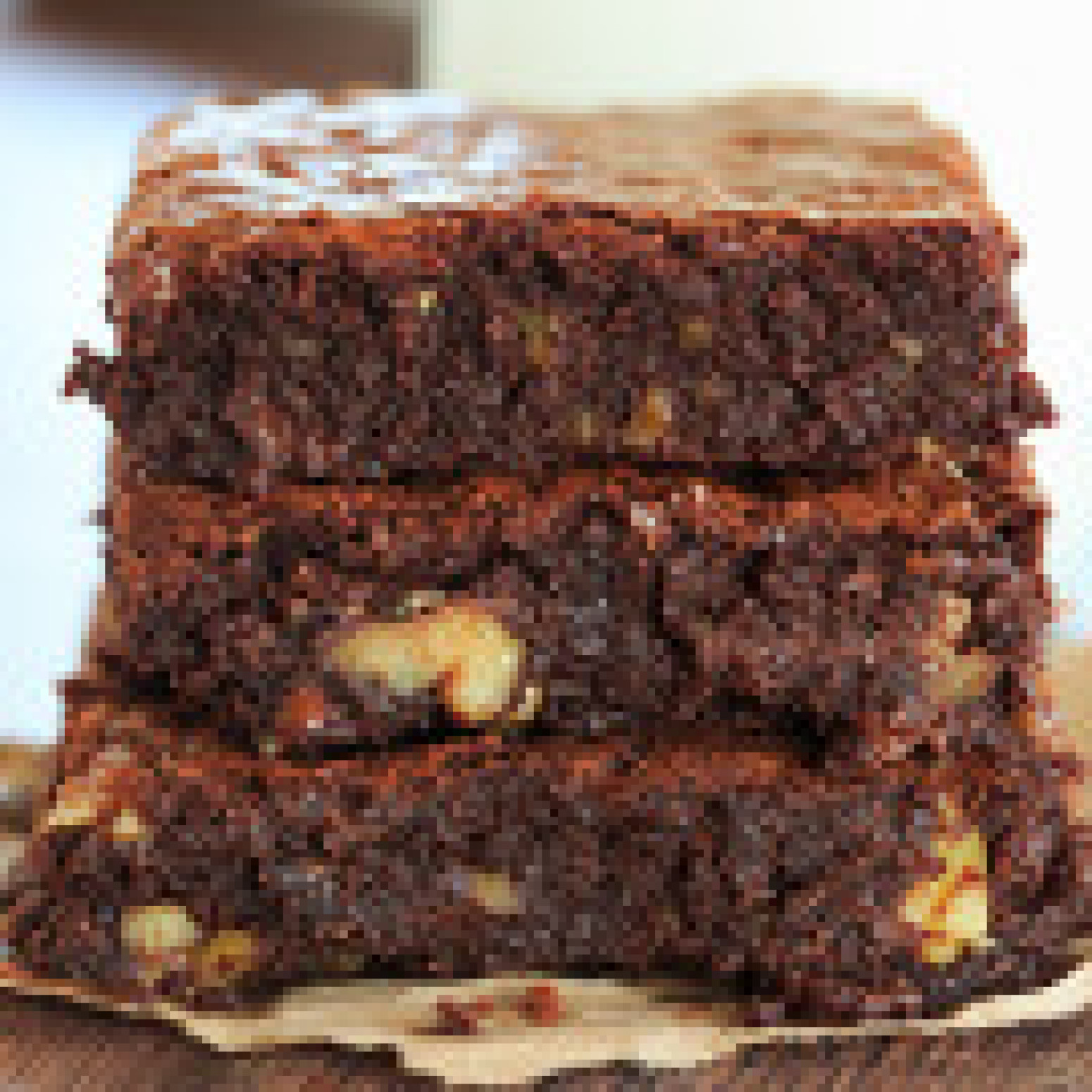 Ina's Outrageous Brownies Recipe | Just A Pinch Recipes