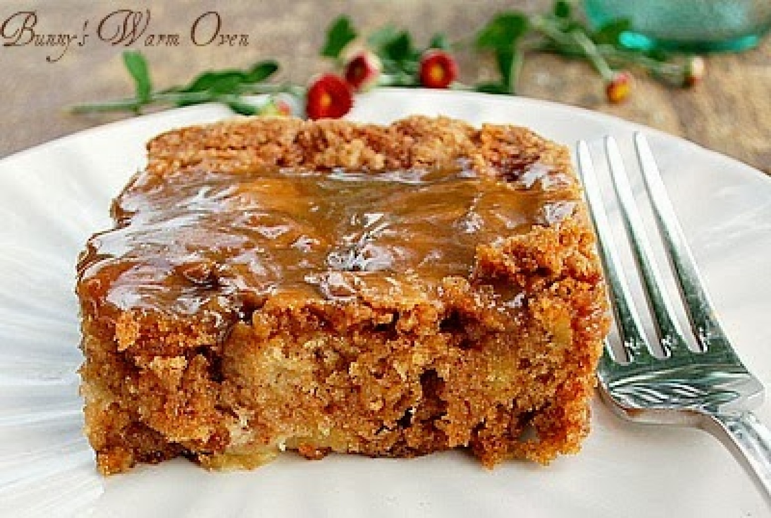 Mom's Best Apple Cake from Bunny's Warm Oven Recipe | Just ...