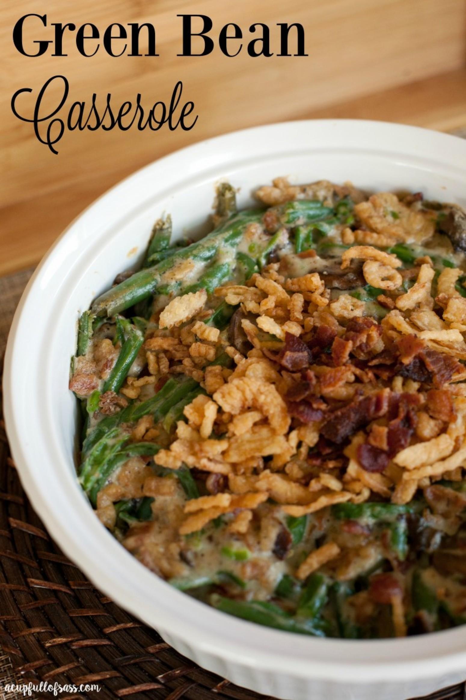 Green Bean Casserole Recipe 27 | Just A Pinch Recipes