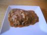 Ground Venison Patties with Mushroom Onion Gravy