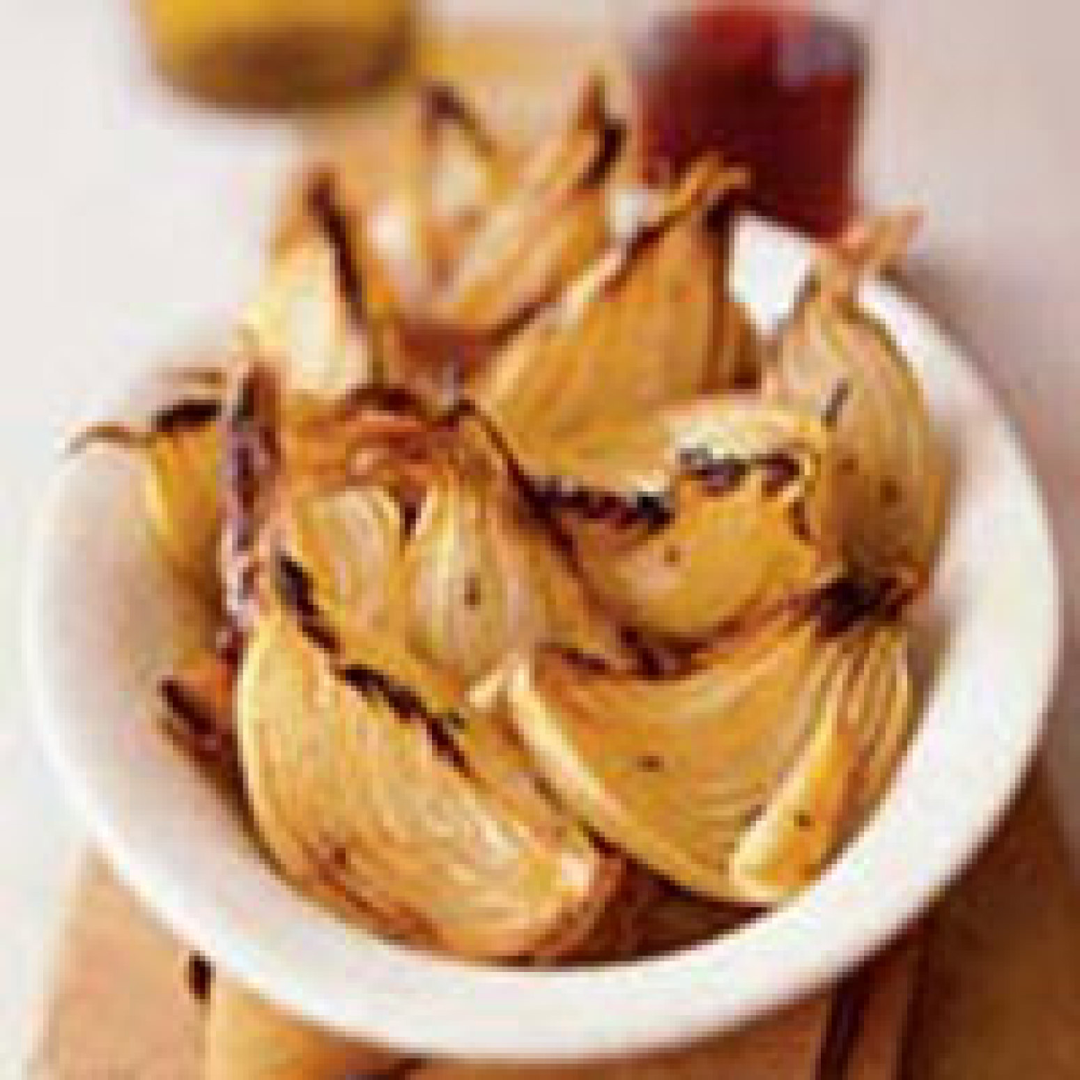 AniseRoasted Onions Recipe | Just A Pinch Recipes