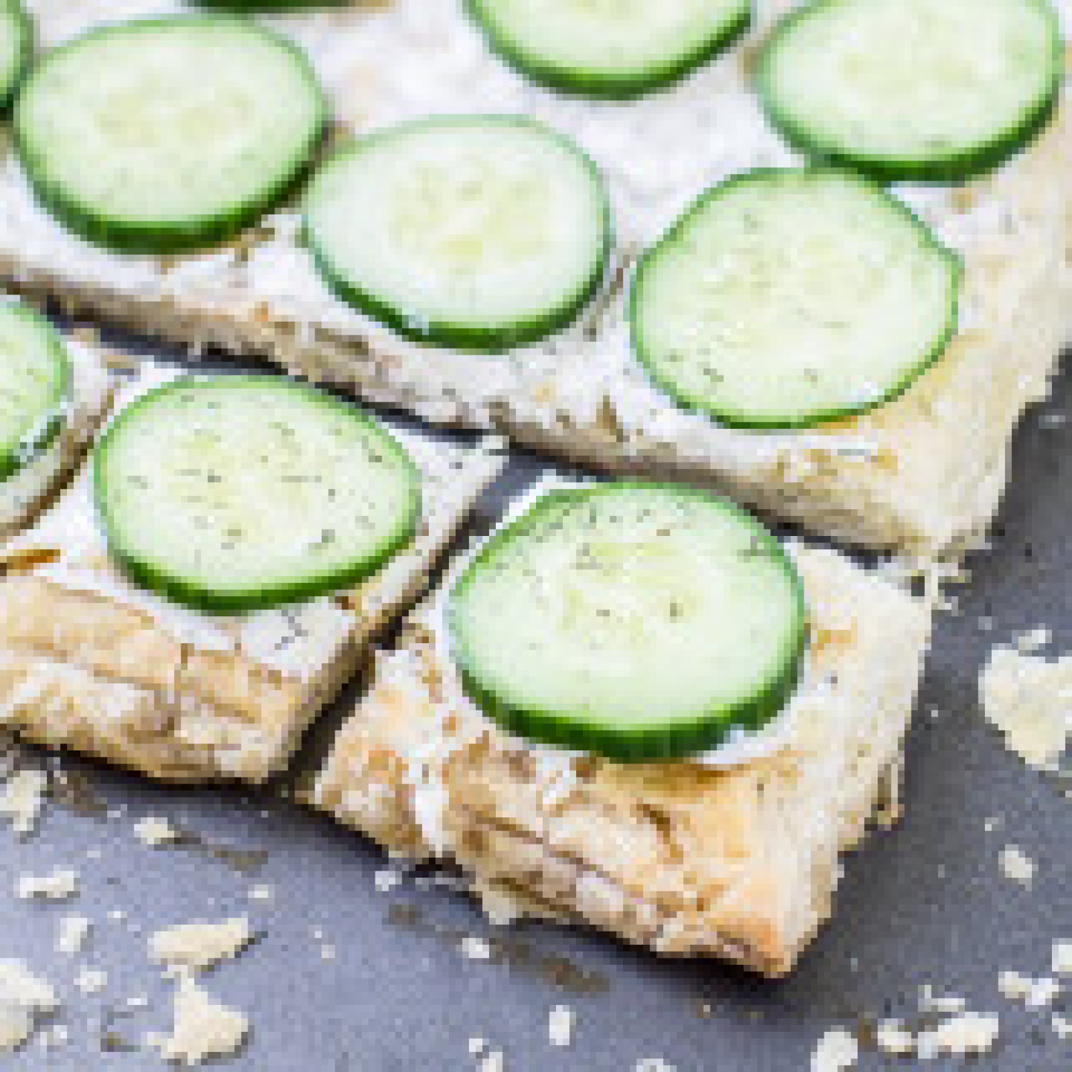 Cucumber Sandwiches with Dill Cream Cheese Recipe 4 | Just ...