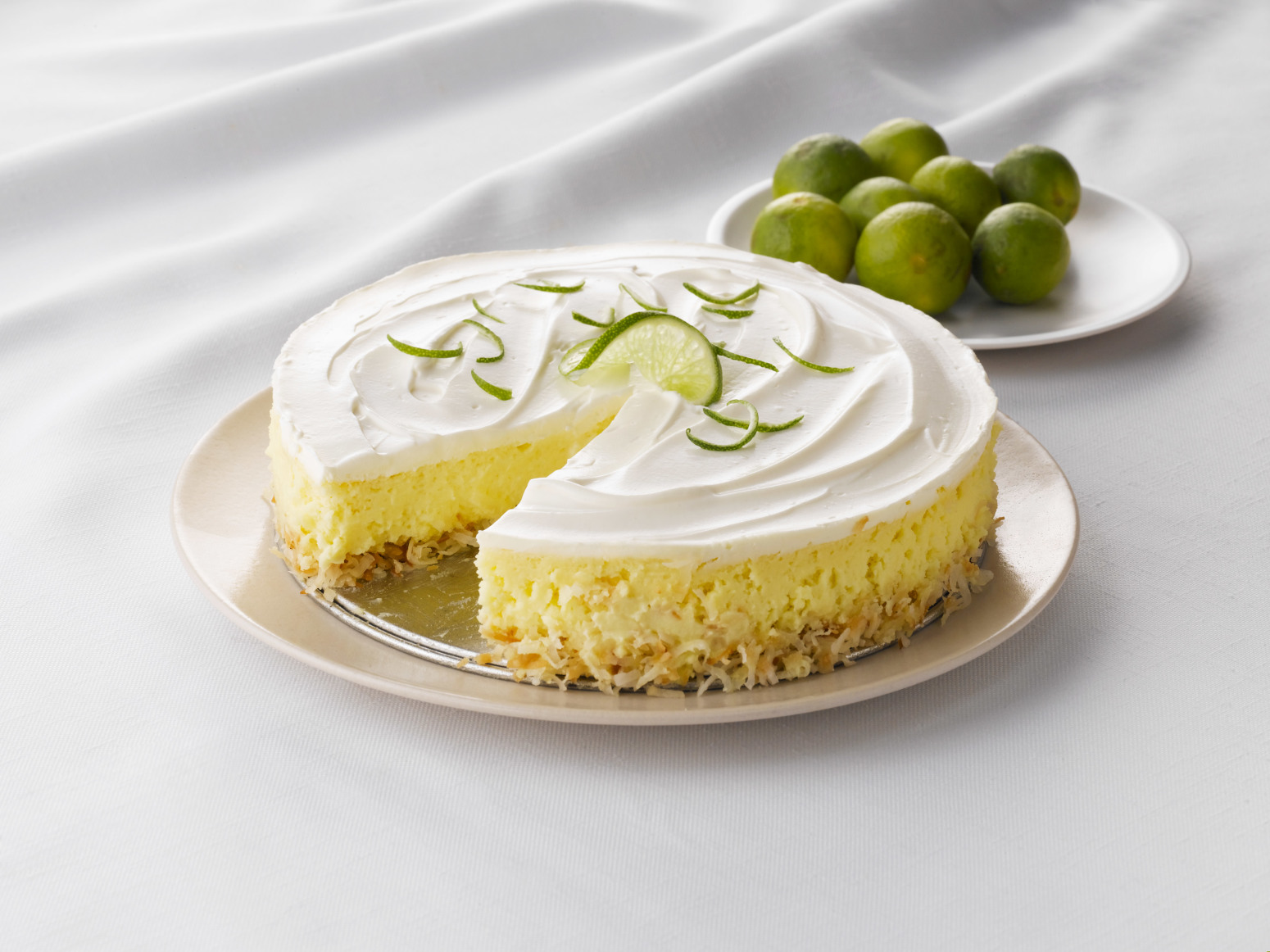 Key Lime Cheesecake II Recipe — Dishmaps