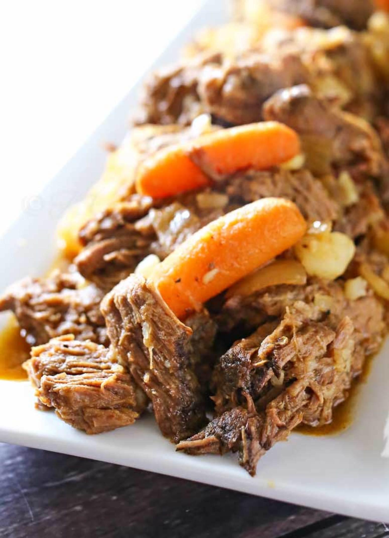 Rump roast recipe
