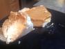 Two Layer  Cheesecake Sweet Potato Pie