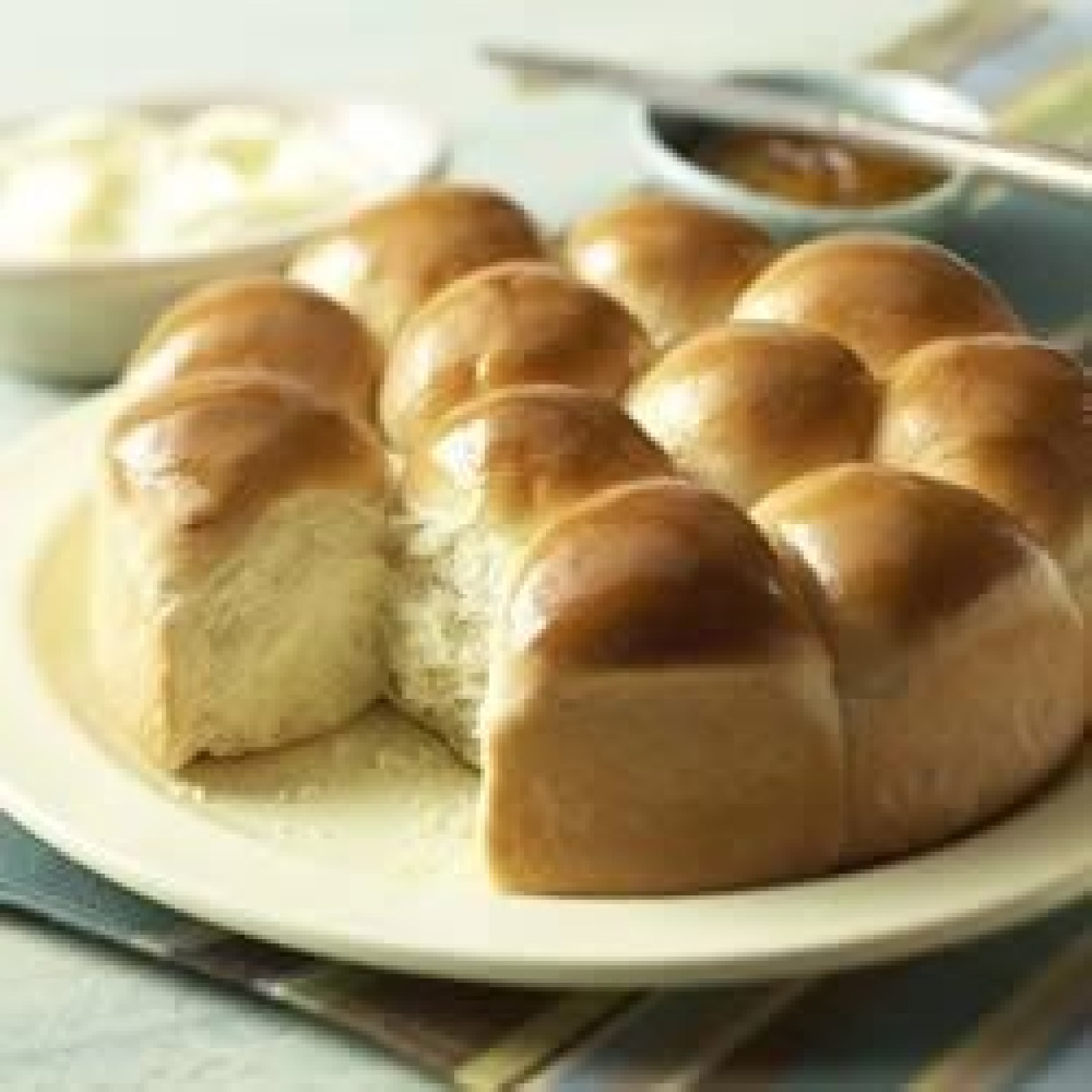 Easy Classic Dinner Rolls Recipe | Just A Pinch Recipes