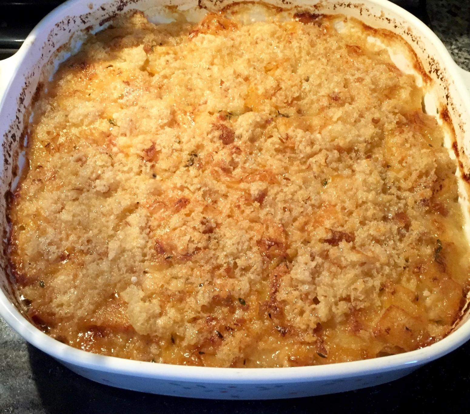 Scalloped Turnip Rutabaga Casserole Recipe | Just A Pinch Recipes