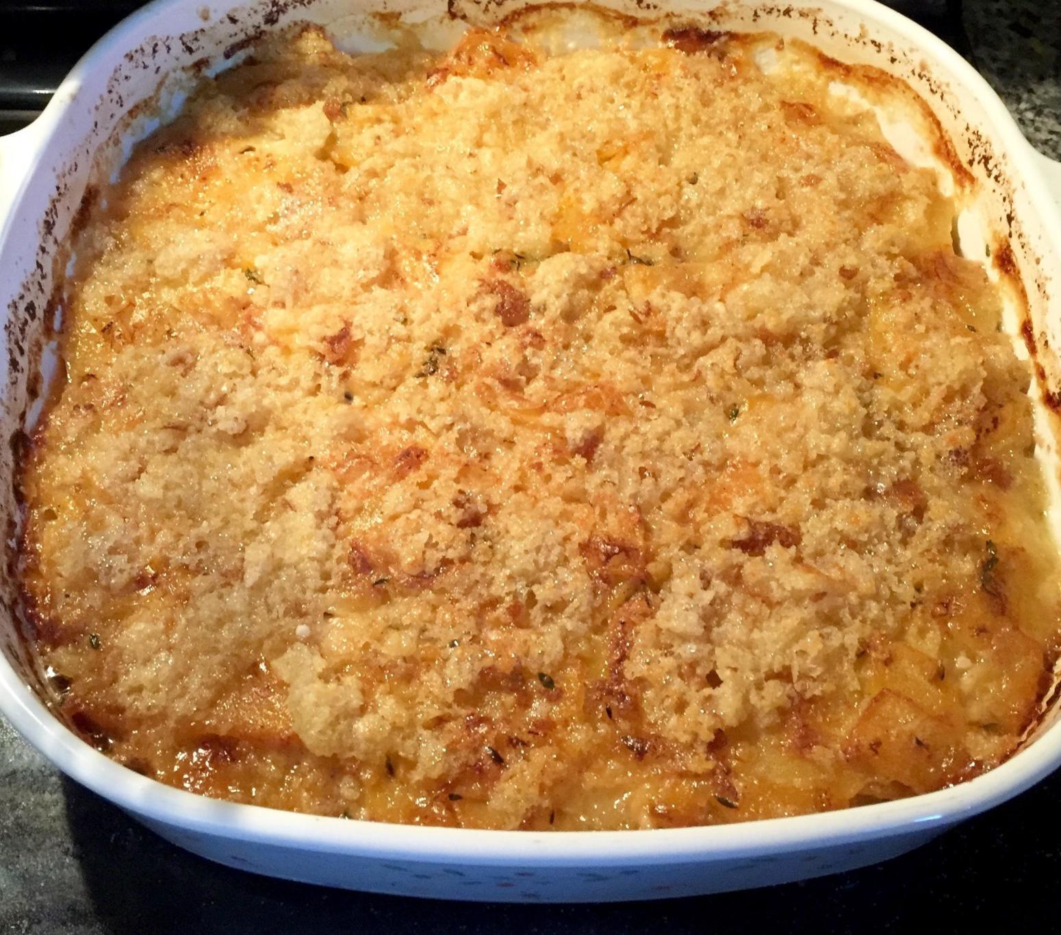 Scalloped Turnip Rutabaga Casserole Recipe | Just A Pinch Recipes