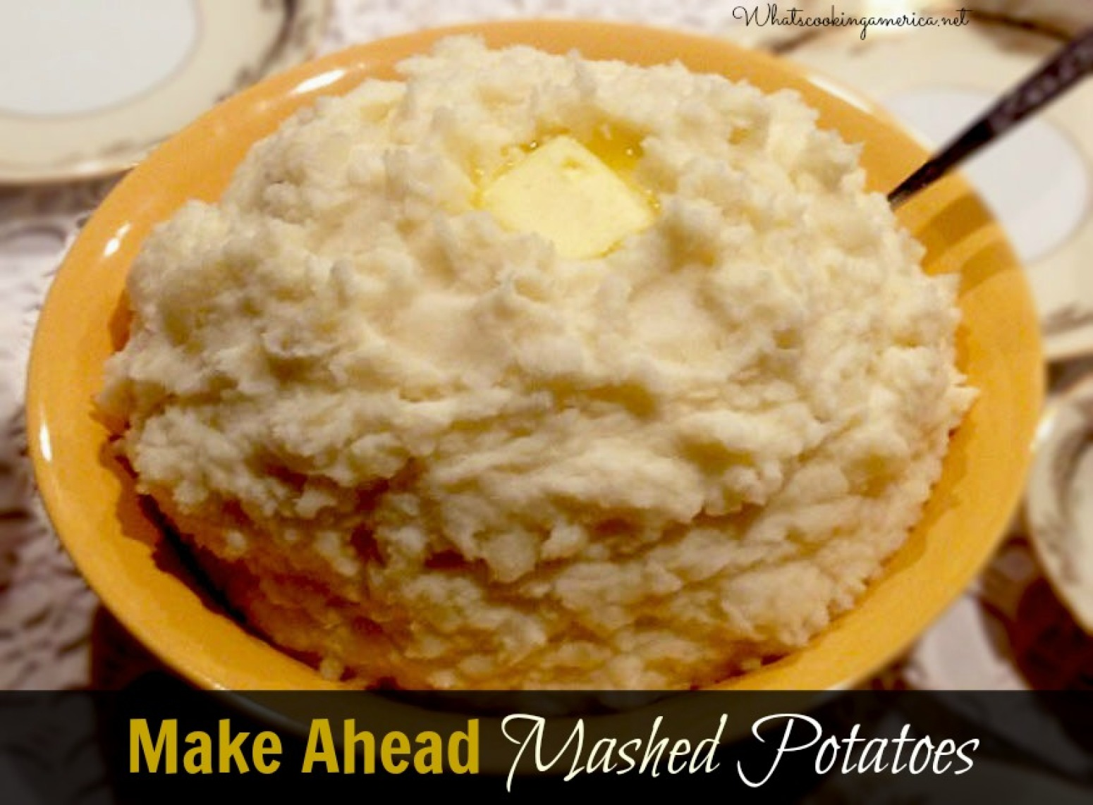 Best MakeAhead Mashed Potato Recipe Perfect Mashed Potato ... - photo#29