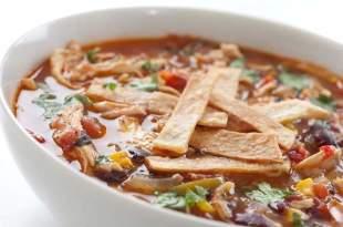 Best Tortilla Soup Recipe