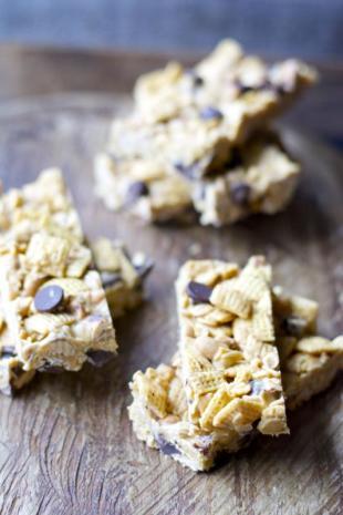 Honey Nut Power Bars Recipe