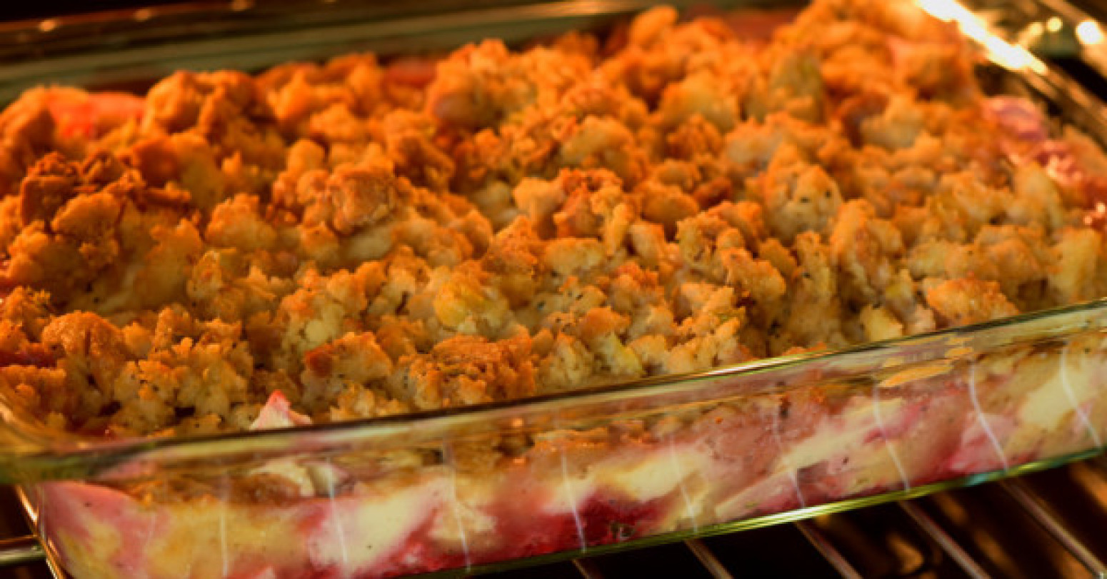 Thanksgiving leftover casserole recipe 2 just a pinch for Leftover thanksgiving turkey recipes