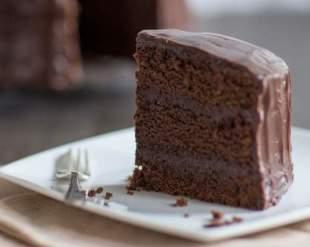 Amaretti Chocolate Fudge Pie Recipe