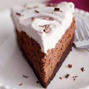 Extreme Chocolate Pie Recipe